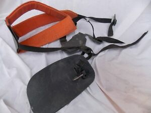 Husqvarna brush saw harness