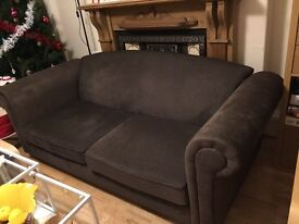 IKEA 3seat sofa great condition no stain at all 1 year old
