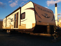 2014 Forest River Wildwood 37BHSS 2Q  Mint Condition!!!