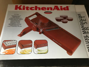 KitchenAid Deluxe Mandoline Slicer Set