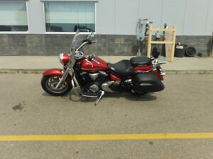 2010 Yamaha V Star 1300 Tourer