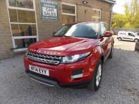 2014 Land Rover Range Rover Evoque 2.2 SD4 Pure 4x4 5dr