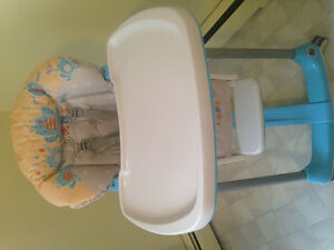 Peg Perego Prima Pappa Diner High Chair