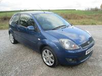 Ford Fiesta 1.4TDCi Zetec Blue