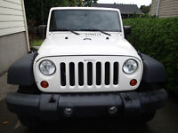 2007 Jeep Wrangler RUBICON NÉGOCIABLE Coupé (2 portes)