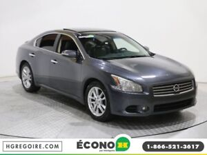 2010 Nissan Maxima 3.5 SV AUTO A/C CUIR TOIT MAGS BLUETOOTH