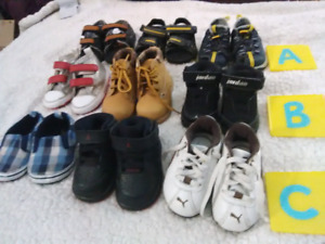 Baby Shoes (size 1-3)