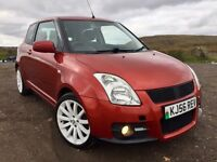 2007/57 SUZUKI SWIFT ATTITUDE 1.3 PETROL (SUZUKI SWIFT SPORT REPLICA)