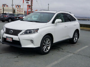 2015 Lexus RX350 AWD Comprehensive Package