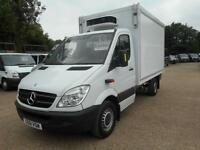 2011 MERCEDES SPRINTER 313 CDI MWB CHILLER VAN AUTOMATIC REFRIGERATED VAN DIESEL