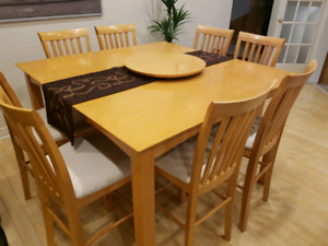 8 Seat Dining Table Set