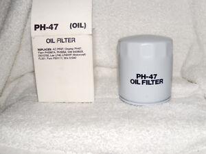 Oil filter PH-47