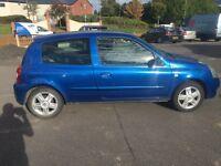 Renault Clio 2007 1.1L