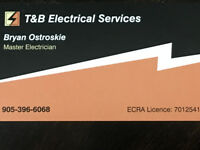 Master Electrician servicing Northumberland County and area