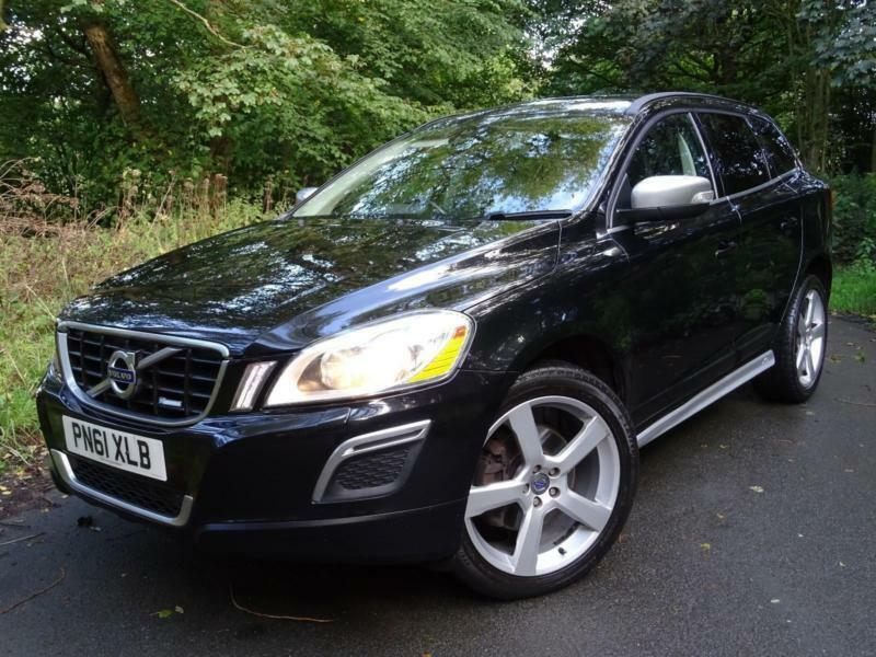 2011 61 Volvo XC60 2.4D AWD Geartronic D5 R-Design **RESERVED / DEPOSIT TAKEN**