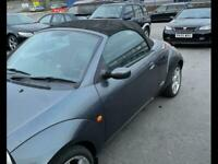 2005 Ford Streetka 1.6i Luxury 2dr CONVERTIBLE Petrol Manual