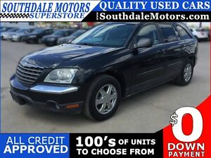 2006 CHRYSLER PACIFICA TOURING * AWD * LEATHER * SUNROOF London Ontario image 1