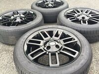 "Genuine 16"" BMW Mini Cooper MG Rover Refurbished Alloy wheels & Branded Runflat Tyres"