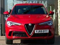 2020 Alfa Romeo Stelvio V6 BITURBO QUADRIFOGLIO Auto Estate Petrol Automatic