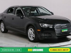 2017 Audi A4 KOMFORT A/C MAGS BLUETOOTH CUIR TOIT OUVRANT