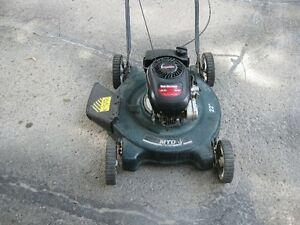 Yard Machines Lawnmower