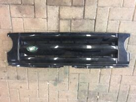 Genuine Land Rover Discovery 3 front grille