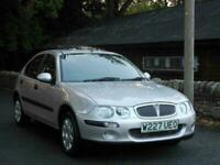 Rover 25 1.4 16v ( 84ps ) iE One Owner + 41K + FSH + 12 Month Mot