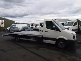 Volkswagen Crafter 2.5BlueTDi ( 109PS ) LWB CR35 Recovery / car transporter