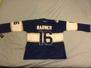 New Centennial Auston Matthews & Mitch Marner jerseys with tags