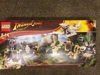 Indiana Jones Lego 7623