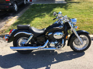 Honda Shadow ACE 2003