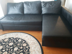Sofa bed combo with plenty built-in storage! Best offer!!