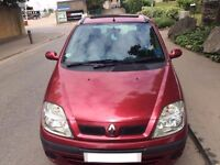 renault scenic 1.6 Automatic Familly Car For Sale Or Swap Only For Car Automatic