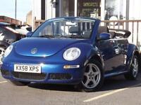 2008 Volkswagen Beetle 1.9 TDI 2dr 2 door Convertible