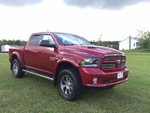 2013 Dodge Ram 1500 Pickup Truck, Lifted!, Must see!!