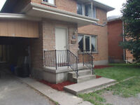 2 bed apartment only$800 all inc. Free (heat,hydro,water) Sept