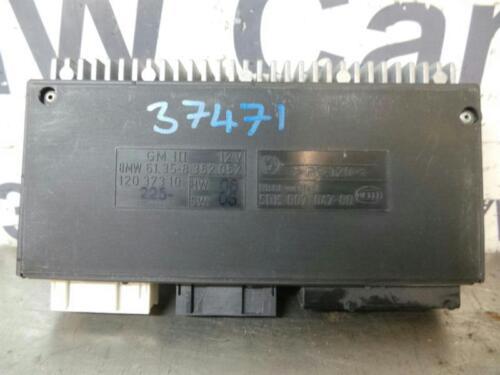 BMW E38 7 SERIES GM3 Module 61378352057