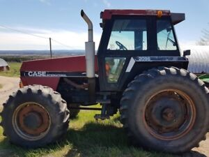1988 Case 2096 4WD Tractor