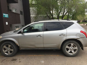 Nissan murano for sale in a good price