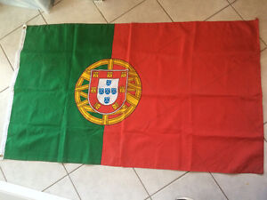 Official size Portugal flag