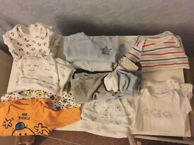 Baby boy bundle - newborn