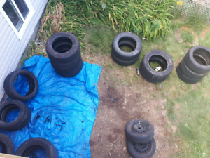 Tires for sale! Need gone asap