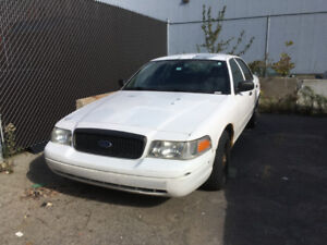 2008 Ford Crown Victoria Police Pack