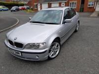 2003 BMW 330 3.0 auto se