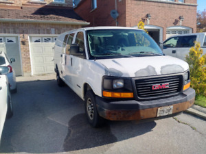 2006 GMC 2500 extended
