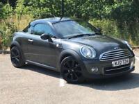 Mini Coupe 1.6 Cooper (Chili) 2dr PETROL MANUAL 2012/12