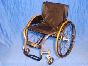 Wheelchair - Hi Lite Titanium - Model #65