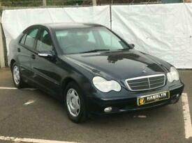 Mercedes-Benz C220 2.1TD 2002 CDI Classic, Low Mileage, AA Approved