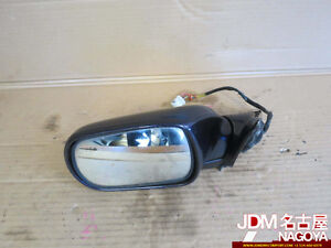 JDM Nissan Silvia 240SX OEM Front Left Side Mirror E13-0187359