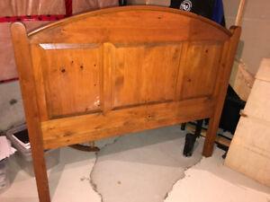 Solid Pine 6 Piece Bedroom Set